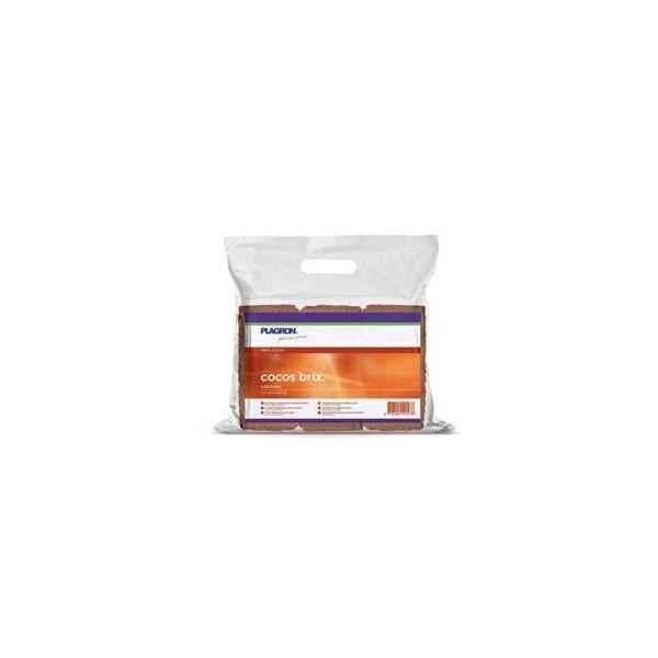 Plagron Cocos Brix - 6 Mattoncini per 9 L