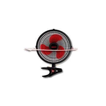 Ventilatore Oscillante Con Clip diam. 20 cm 23 W
