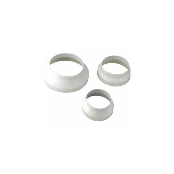 Riduzione 125-100 in PVC - Vents