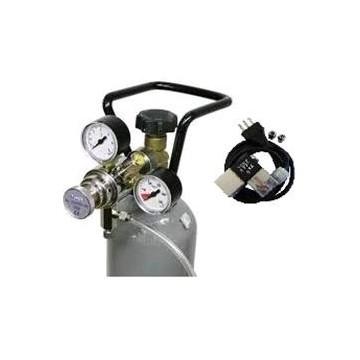 Kit CO2 ricardicabile con bombola da 2 Kg