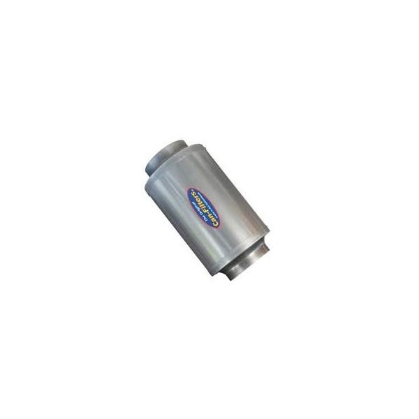 Silenziatore diam. 100 Can-Filter lunghezza 45 cm