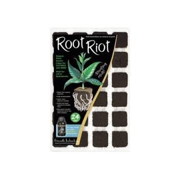 Root Riot vassoio da 24 cubi