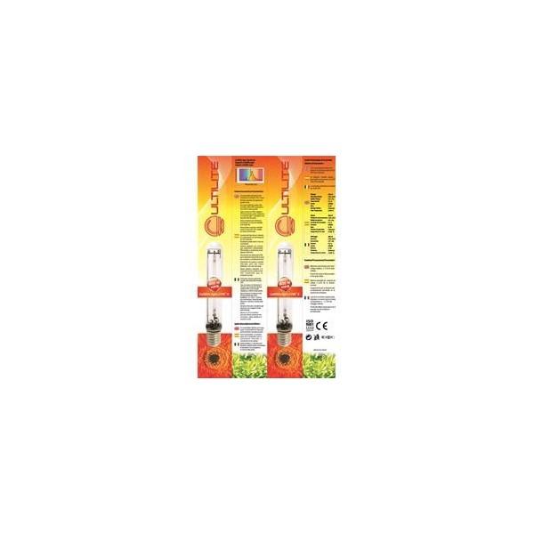 Kit 120x120x200 - 600 w HPS