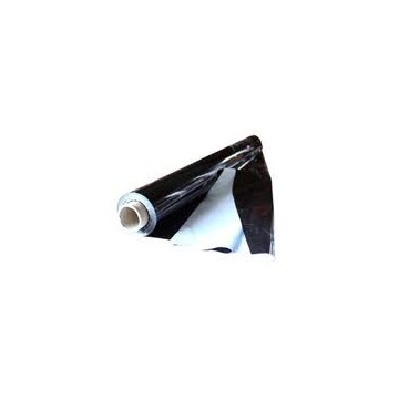 Telo Riflettente Bianco-Nero Bobina 10m h 2,00