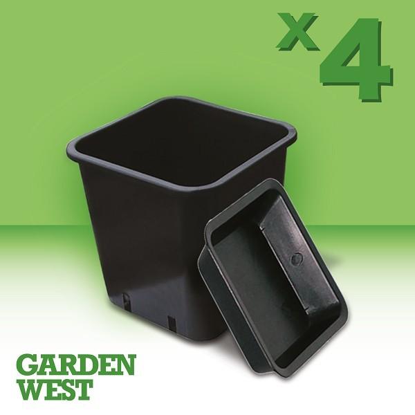 Kit Grow Box 60x60x150 Completo con Aspiratore TT