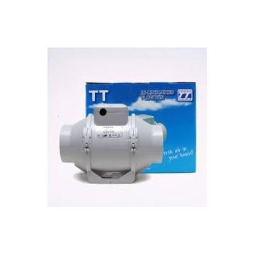 Vents TT-RV diam. 100 - Aspiratore Elicoidale Bipotenza Cablato