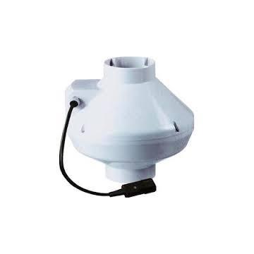 Vents Aspiratore Centrifugo VKR diam. 125 Cablato - 355 mc/h