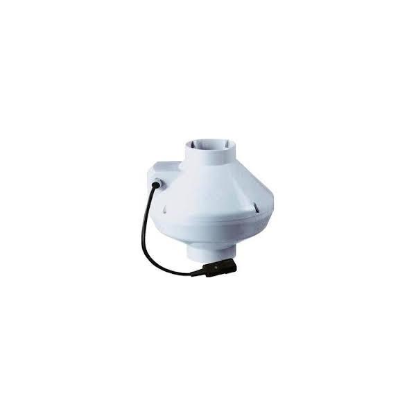 Vents Aspiratore Potenziato VKR diam. 125 Cablato - 355 mc/h