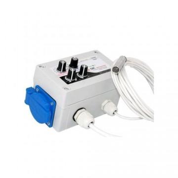 GSE - Controller di Temperatura e Histeresi 1 Ventilatore 1 A