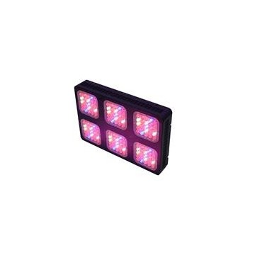 Kit Coltivazione Indoor 120x120x200 Completo - 2 X 450 w Led