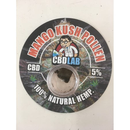 Critical CBD hashish