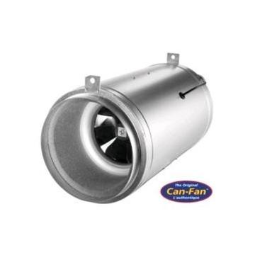 Aspiratore Silenziato Can-Filters Diam.250- 3 Velocità