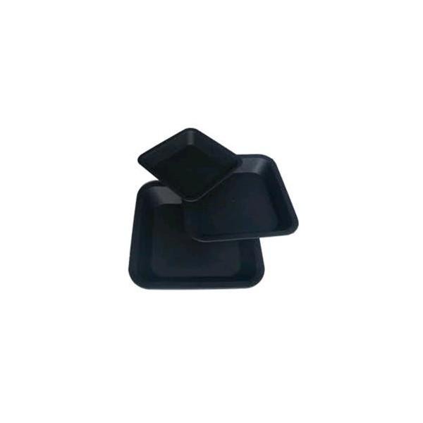 Sottovaso In Plastica 23x23 Per Vaso Da 9 L