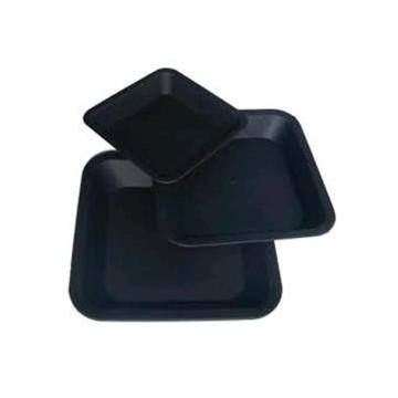 Sottovaso In Plastica 36,5z36,5 Per Vaso Da 30 L