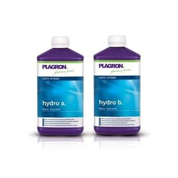 Plagron Hydro A+B 2x1 L