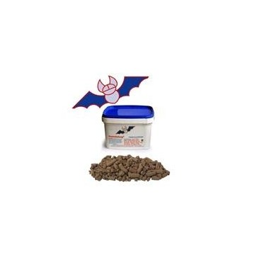 Kalong Bat Guano Pellets 500 gr